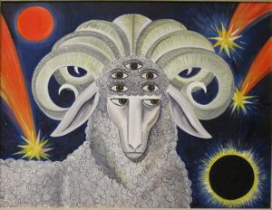 Image of Revelation of the Lamb