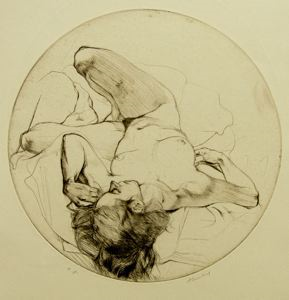 Image of Figure in Circle