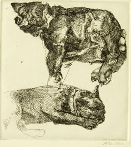 Image of Henri Twice/Grotesque Dog