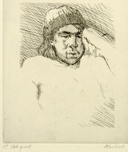 Image of Portrait of Artist's Son