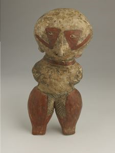 Image of Chinesco Standing Female Figurine