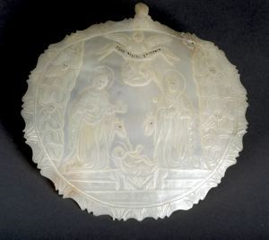 Image of Relief Carved Shell