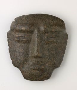 Image of Chontal stone mask