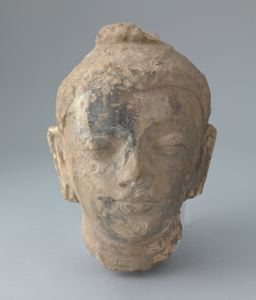 Image of Stucco Head