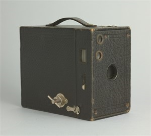 Image of Brownie Camera model 2-A