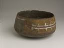 Image of Polychrome Incised Pictorial Pottery Bowl