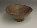 Image of Pedestal Pottery Bowl