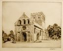 Image of Norman Church at Iffley, England