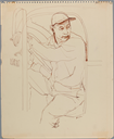 Image of Untitled (Man in Automobile)