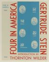 Image of Four in America, from In Our Time: Covers for a Small Library After the Life for the Most Part