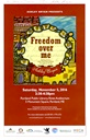 Image of Speaking Event Poster: Ashley Bryan Presents Freedom Over Me